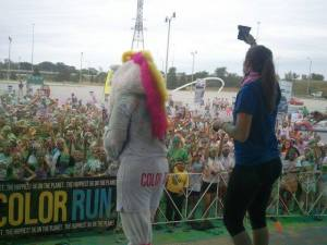 Do a Color Run, Lose your Stress!!